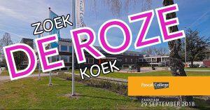 Zoek de Roze Koek